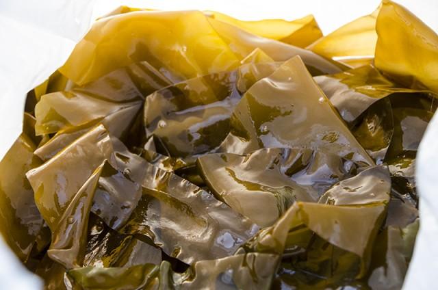 阿須湾漁協 養殖昆布