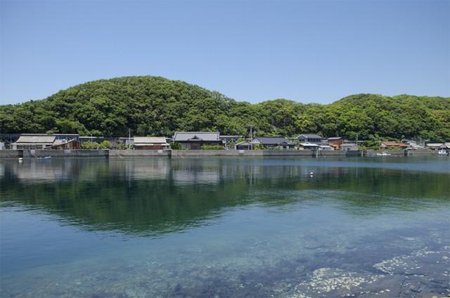 島山島集落