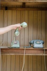 ジョンマンヨン電話