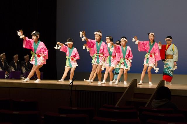 第25回 対馬島郷土芸能発表大会02