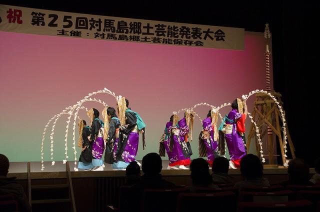 第25回 対馬島郷土芸能発表大会03