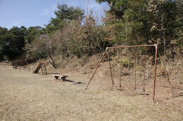 鶏知陸軍墓地02